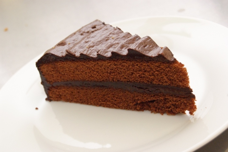 Alabama Chocolate Fudge Cake